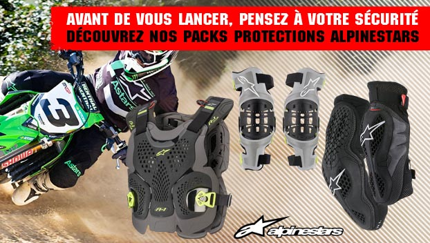 Pack protections Alpinestars