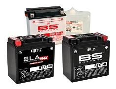 Batterie 50cc