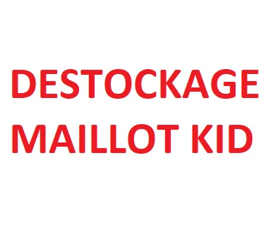 Destockage Maillot Enfant