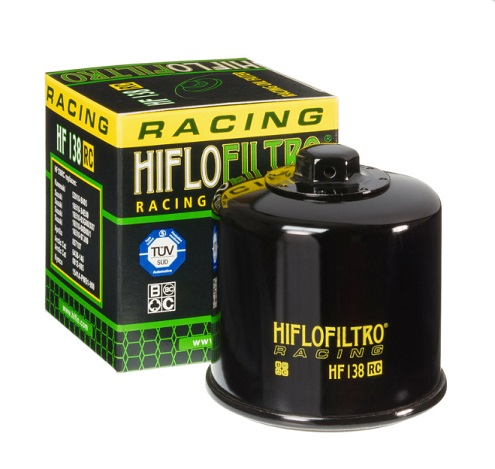 Filtre huile moto