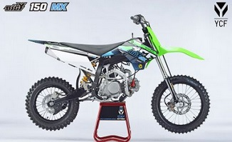MINI MOTO PIT BIKE YCF
