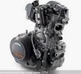 Piece moteur moto