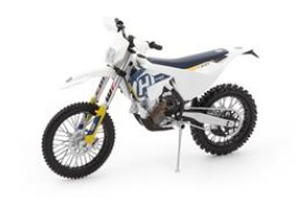 Maquette motocross