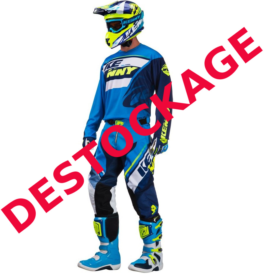 Destockage tenue cross