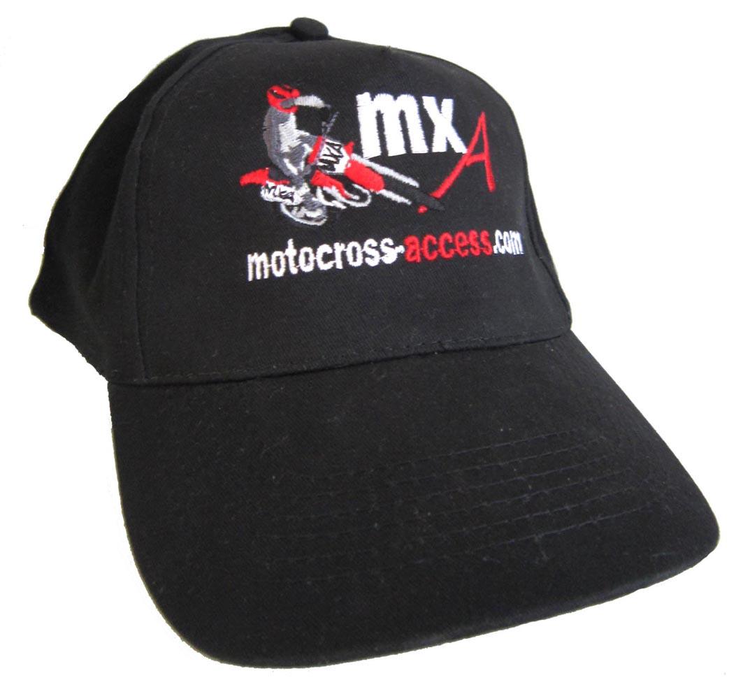 Casquette motocross