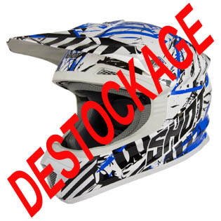 Destockage casques