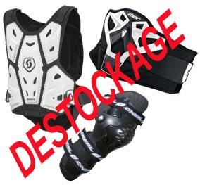 Destockage protections
