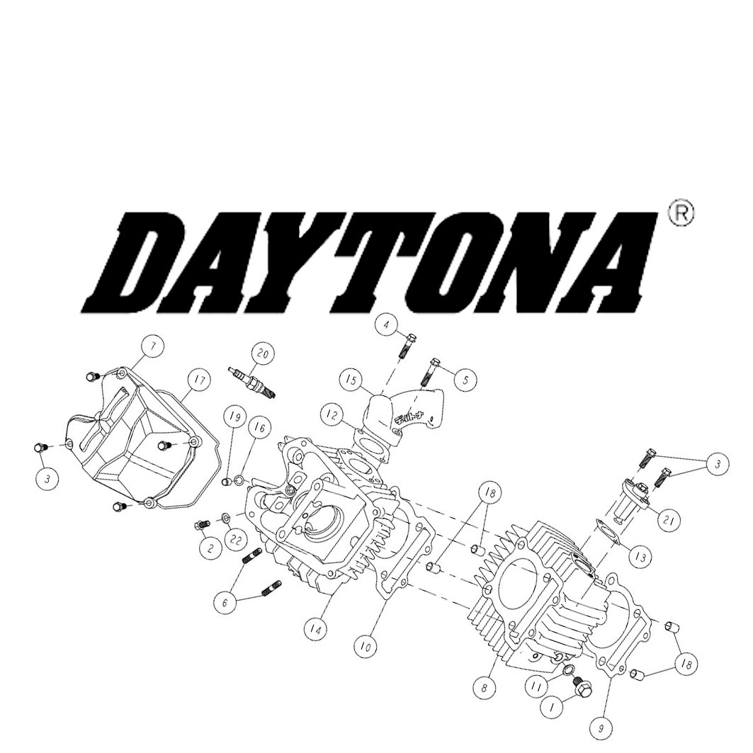 Piece detachee Daytona