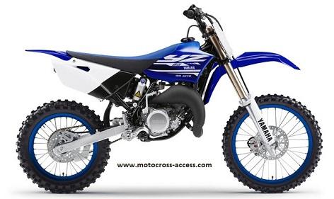 Pièces Yamaha YZ 85 2019 , OH,MOTOS