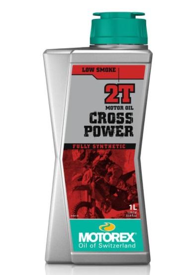 Huile Motorex Cross Power 2T 1L