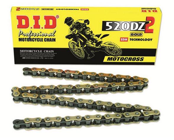 Chaine DID 520 DZ2
