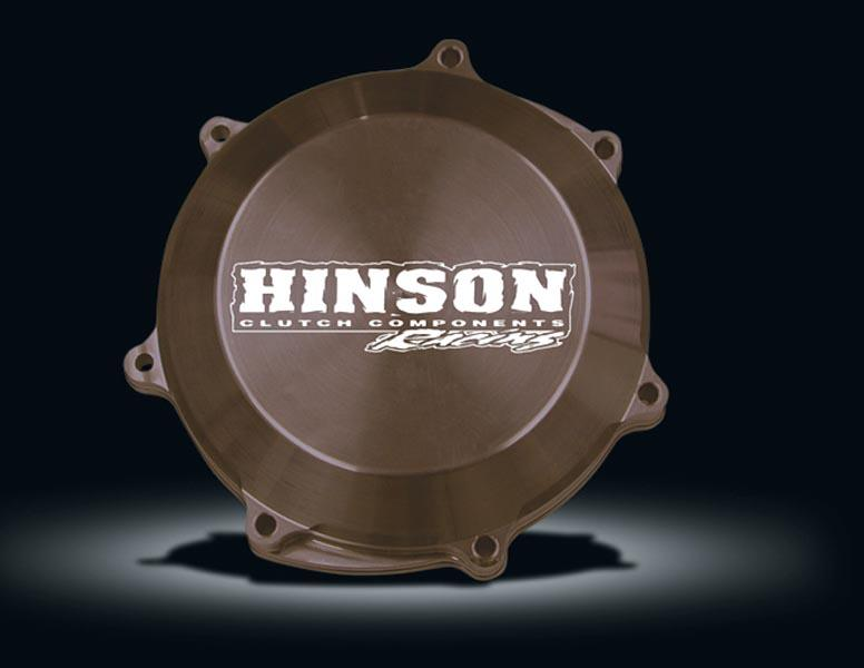 Couvercle carter embrayage HINSON
