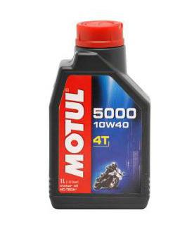 Huile Motul 5000 10W40 1L