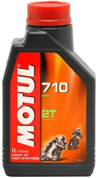 Huile Motul 710 2T 1L