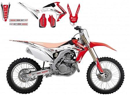 Kit deco Linear graphics Honda