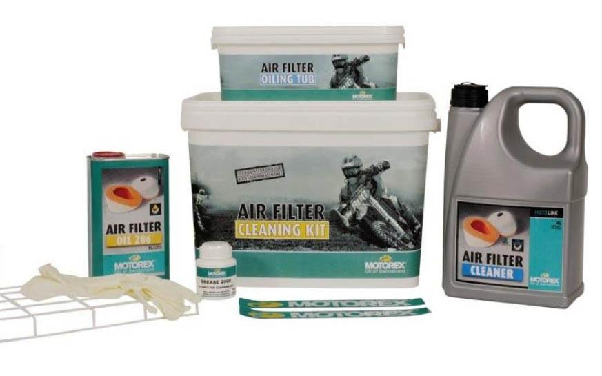 Kit entretien Filtre Air Motorex