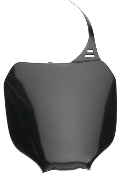 Plaque numero frontale UFO Noir