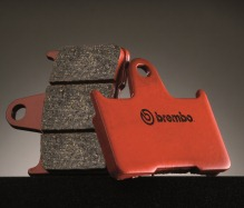 Plaquettes frein arriere Brembo SD