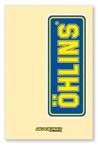 Protection tube de fourche Ohlins