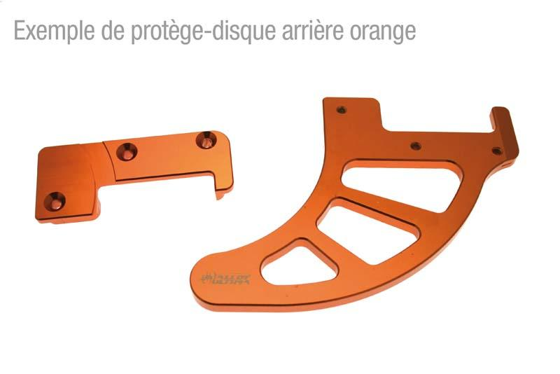 Protege disque arriere Orange