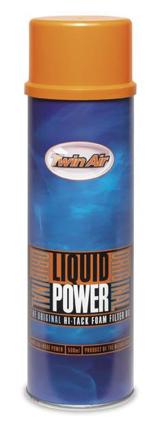 Huile de Filtre à Air Twin Air en Spray 500ML