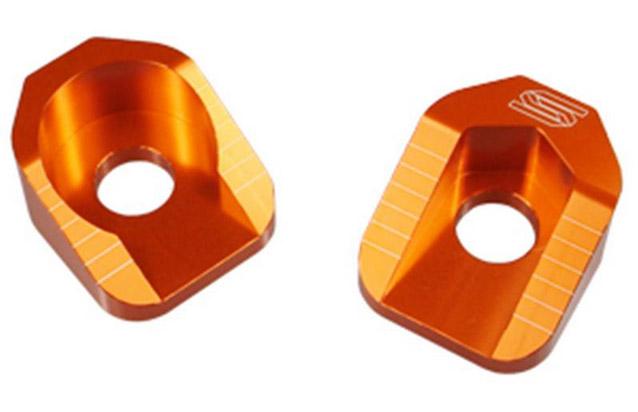 Tendeur de chaine Scar Orange