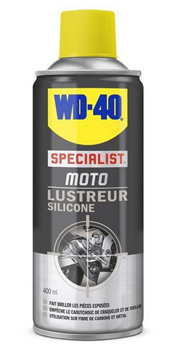 WD40 Lustreur silicone