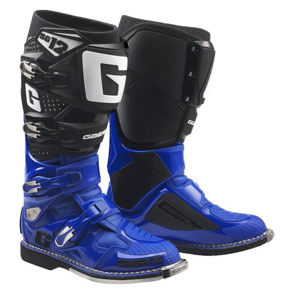 Bottes Gaerne 2020 SG-12 Bleu Noir