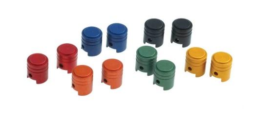 Capuchon valve piston couleur RFX