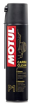 Carbu Clean 400ml Motul