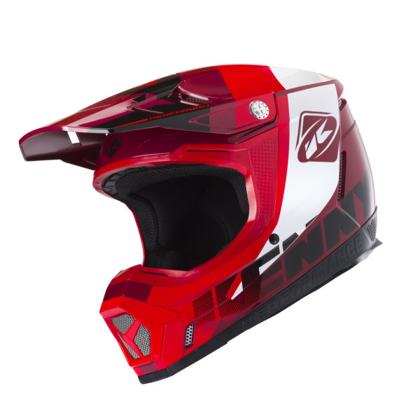Casque Kenny Performance 2019 Rouge Candy OH MOTOS