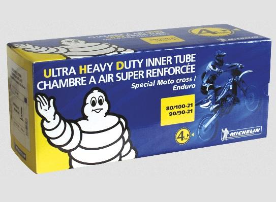 Chambre a air Michelin renforcee 4mm