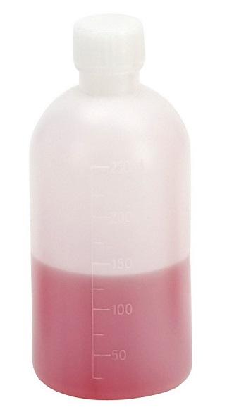 Doseur gradue 250 ml bouteille avec capuchon