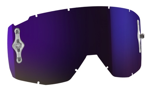 Ecran violet chrome Scott