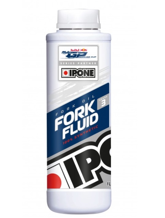 Huile fourche Fork Fluid Grade 3 Ipone 1L