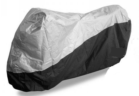 Housse de protection gris noir