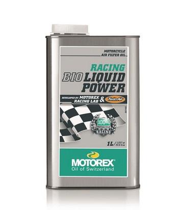 Huile de filtre Air Bio Motorex/Twin air