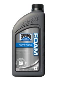 Huile filtre Bel-Ray 1L