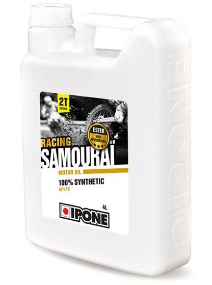 Huile Ipone Samourai 4 litres