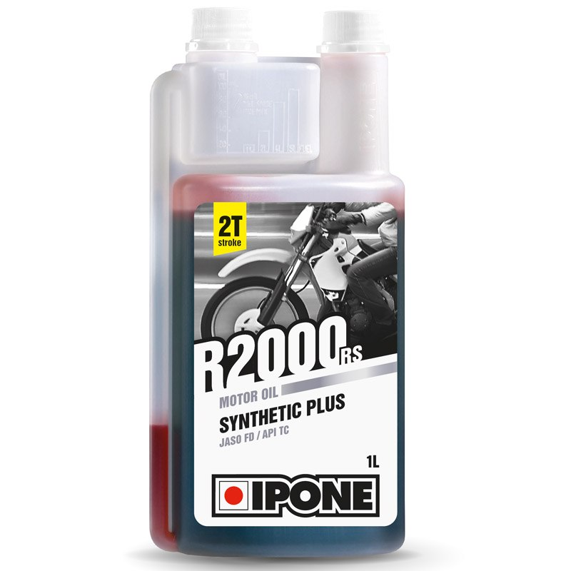 Huile Ipone Synthetic Plus R2000 RS
