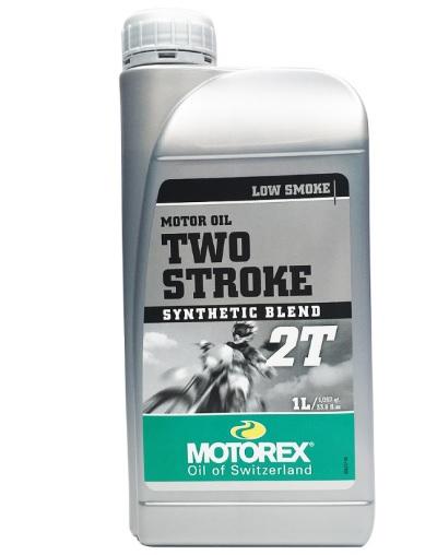 Huile Motorex Cross synthetique 2 temps 1 litre
