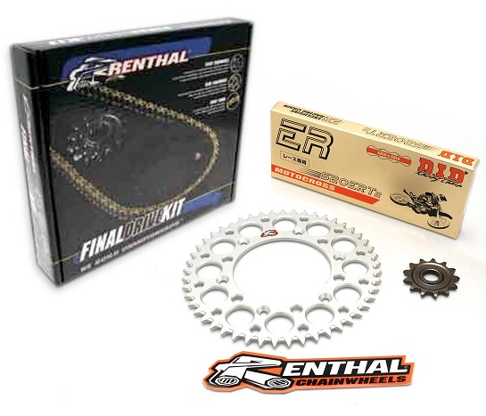 Kit chaine RENTHAL - DID ERT3