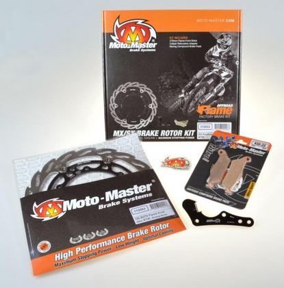 Kit disque frein Avant Moto Master 270 mm