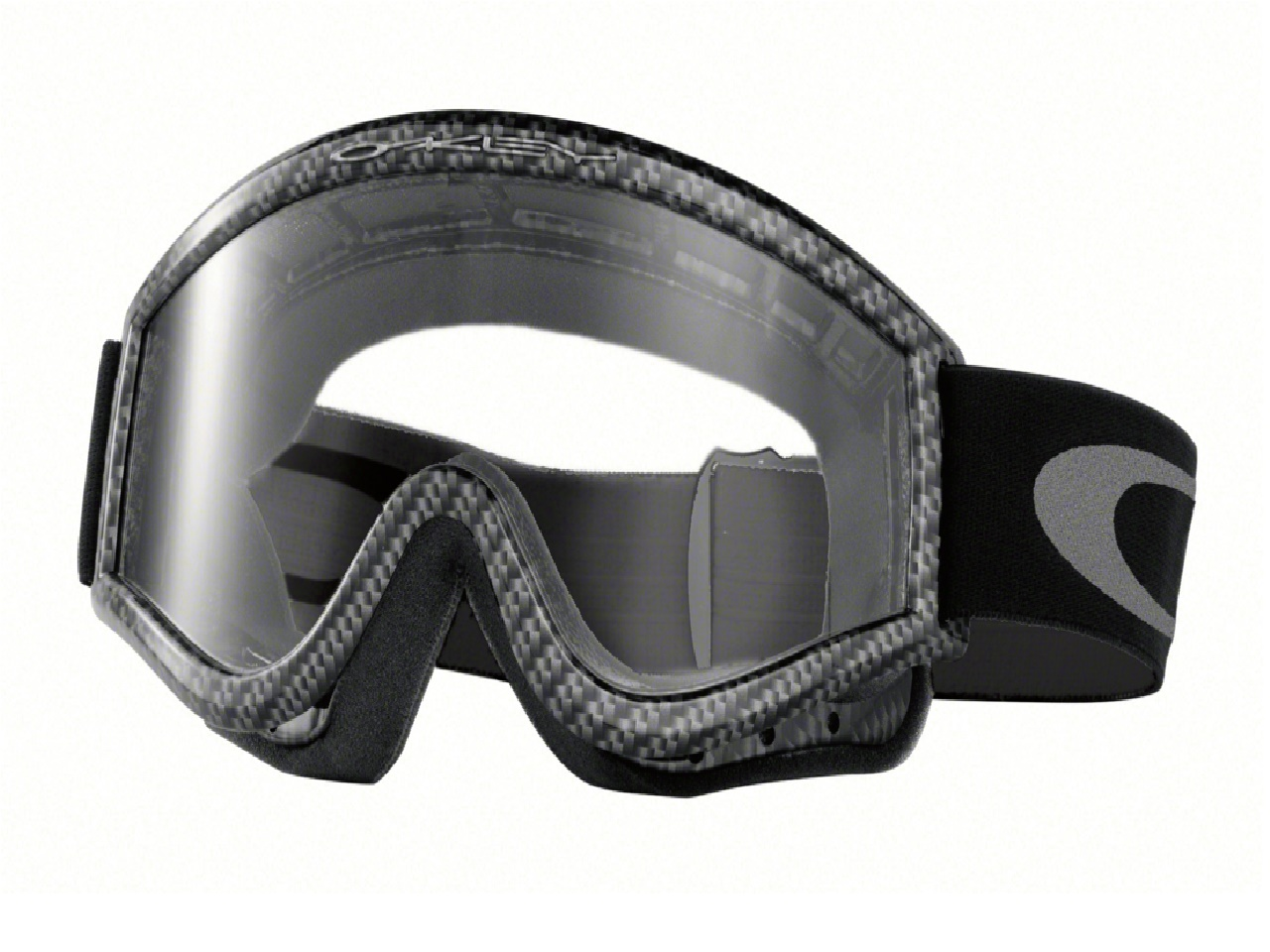Masque OAKLEY L FRAME Carbone