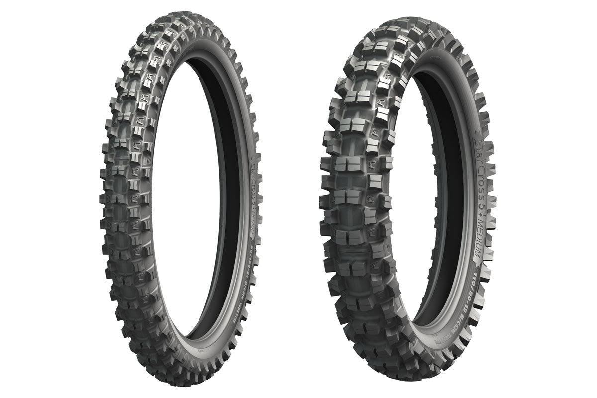 Pneu cross Michelin Starcross 5 Medium