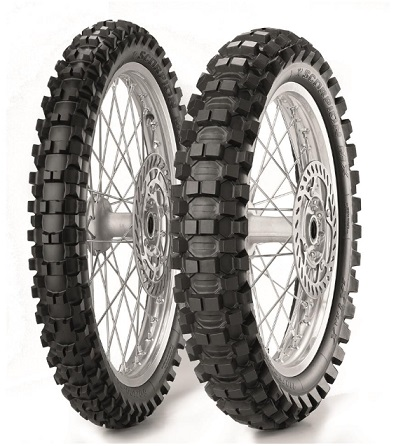 Pneu cross Pirelli Scorpion MX Extra