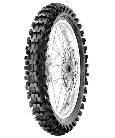 Pneu cross Pirelli Scorpion MX32 Mid Soft
