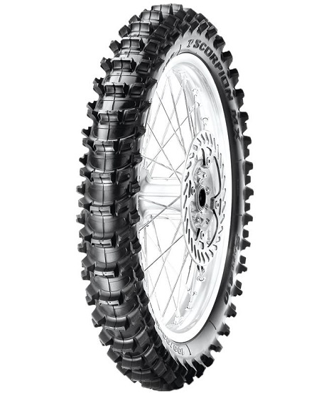 Pneu cross Pirelli Scorpion MX Soft