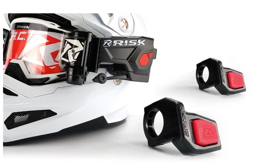Système automatique RISK RACING Ripper pour Roll-offs noir