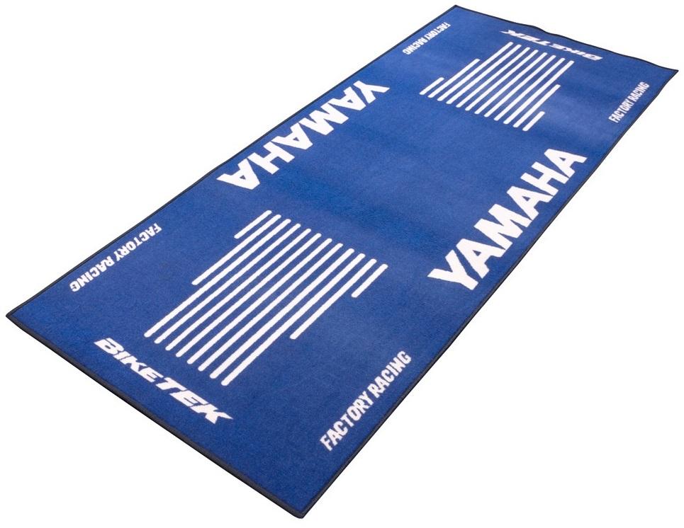 Tapis paddock environnemental Yamaha